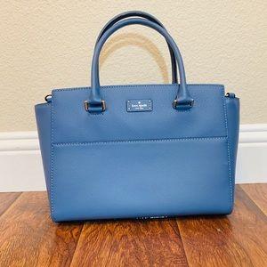 Kate Spade Periwinkle Handbag NWOT